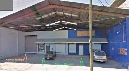Bodega En Renta Centro Monterrey