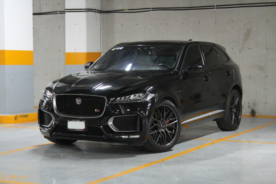 Jaguar F Pace First Edition 2017