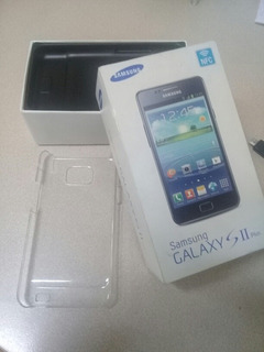 Protector Samsung Galaxy S Ii Plus