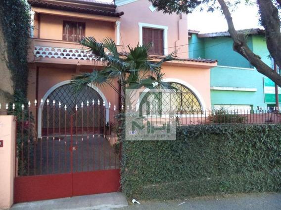 Sobrado Para Alugar, 150 M² Por R$ 3.500,00/mês - Jardim São Paulo(zona Norte) - São Paulo/sp - So0452