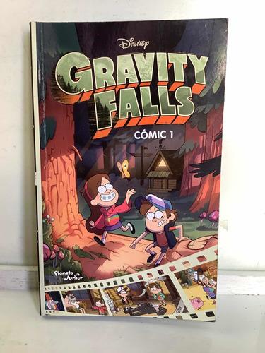 Imagen 1 de 7 de Gravity Falls Comic 1 - Libro
