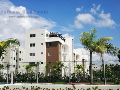 Apartamento Con Piscina Y Gazebo En Gurabo Wpa04