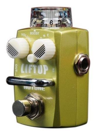 Pedal Para Guitarra Hotone Liftup Sdb-1