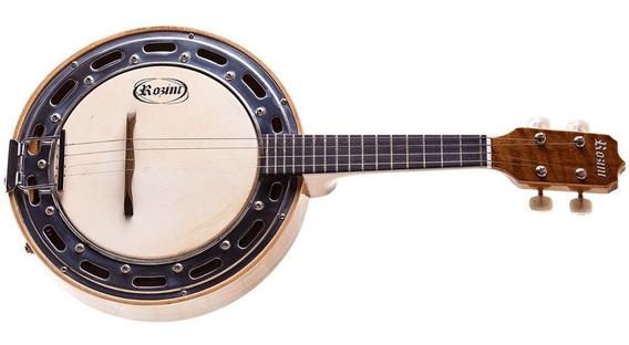 Banjo Rozini Studio Eletrico Com Capsula De Microfone Dinhos