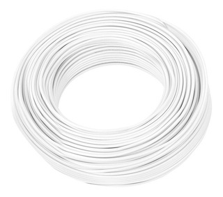 Cable Thw-ls #10 Blanco