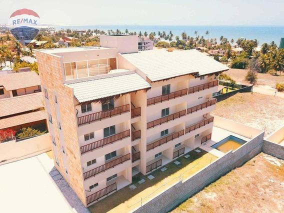 Apartamento Residencial À Venda, Cumbuco, Caucaia. - Ap0190