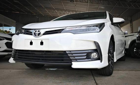 Toyota Corolla Xrs 2.0. Branco 2017/18