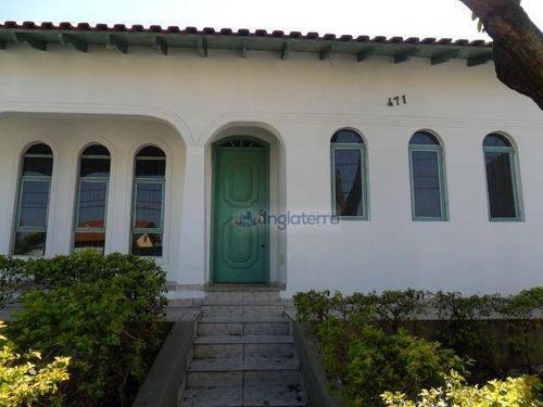 Imagem 1 de 26 de Casa À Venda, 120 M² Por R$ 700.000,00 - Alpes - Londrina/pr - Ca2008