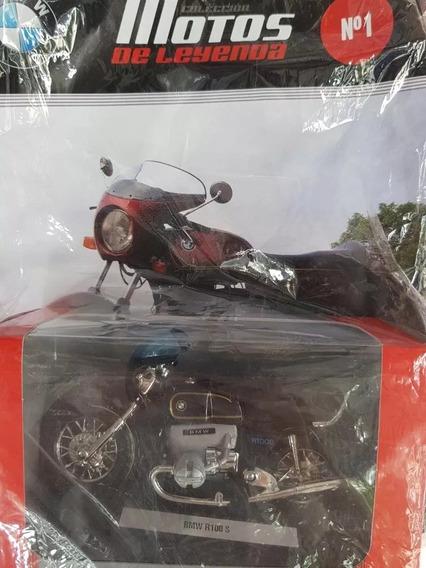 Coleccion Motos De Leyenda N° 1 Bmw R100 S