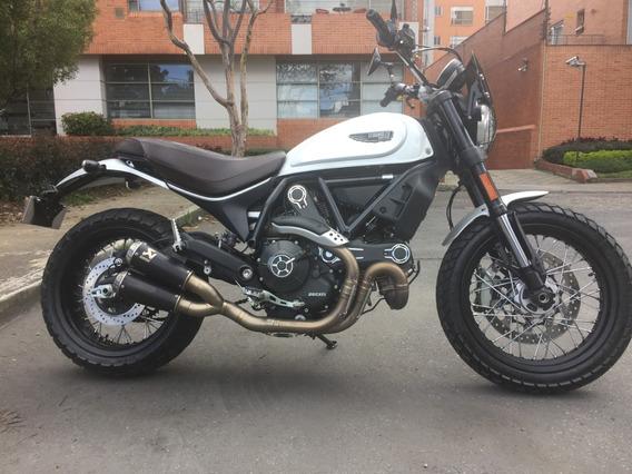 Ducati Scrambler Classic 800 Mejor Que Nueva