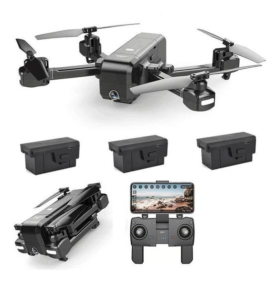 Drone Sjrc Z5 Pro Gps - Câmera Wifi Full Hd 1080p Ajustável