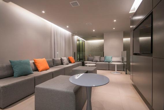 Apartamento Estilo Duplex Com 83,17m² Com 1 Dormitório Em Perdizes. - Sf31074