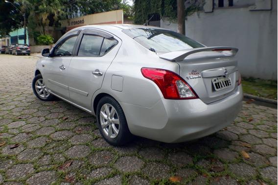 Nissan Versa Sl 2013 Completo - Super Bem Cuidado!