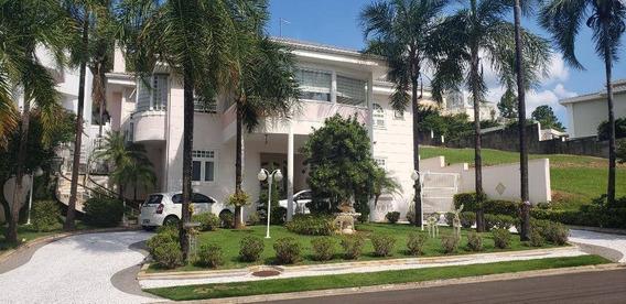 Casa Com 3 Dormitórios À Venda, 515 M² Por R$ 2.200.000 - Alphaville Campinas - Campinas/sp - Ca13793