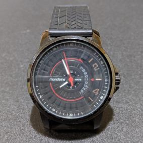 Relógio Mondaine Preto 78586gpmvpu2