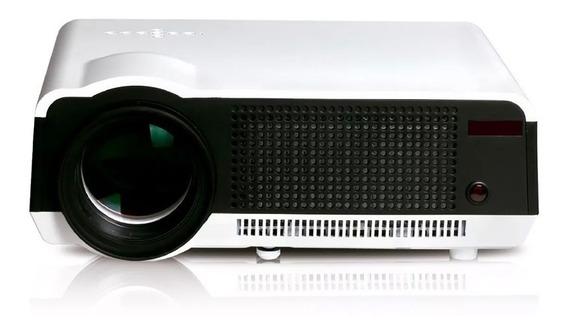 Projetor Datashow Led 3800 Lumens 120p - 1080p - Tomate