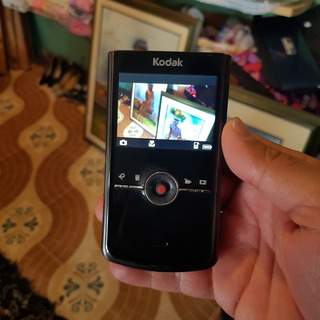 Camara Video De Bolsillo Kodak