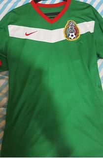 Camisa México 2006 Nike Original - Usada