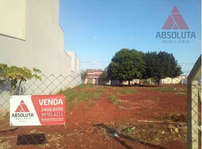 Terreno À Venda, 250 M² - Jardim Souza Queiroz - Santa Bárbara D