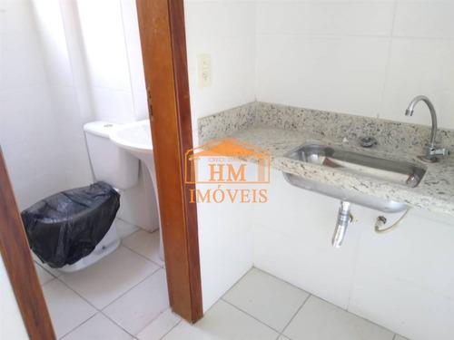Imagem 1 de 14 de Lançamento Sala Comercial Para Locação  Em São Vicente - Hm3394