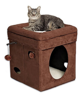 Casa Para Gatos Forma De Cubo Cafe Midwest Homes For Pets