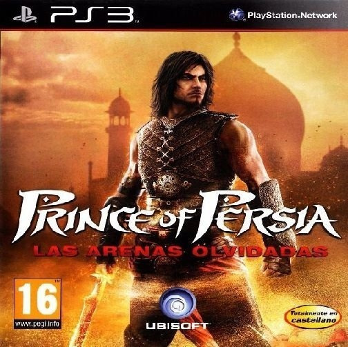 Jogo Prince Of Persia The Forgotten Sands Playstation 3 Ps3