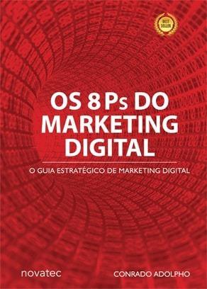 Livro Os 8 Ps Do Marketing Digital Novatec Editora