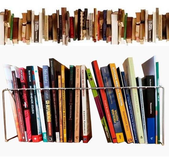 Organizador Separador De Livros Revisteiro 20 Divisória 44cm