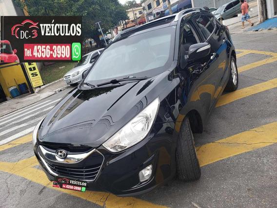 Hyundai Ix35 2.0 Autom Top + Teto Panoram - Lindíssima