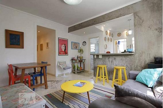 Apartamento Para Aluguel - Bela Vista, 1 Quarto, 50 - 893094572