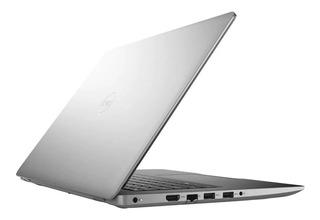 Notebook Dell Inspiron 3480 I5 8gb 1tb Hd Ubuntu Silver