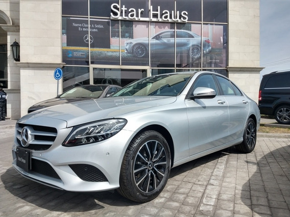 Mercedes-benz Clase C 2.0 200 Cgi Exclusive At 2020