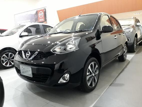 Nissan March 1.6 Advance Mt Motor 1.6 0 Km 2020 Contado