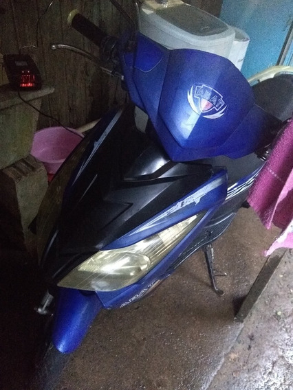 Moto Elétrica Abat