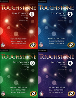 Touchstone Full Contact 2nd Second Edition Libro Físico