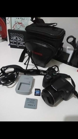 Câmera Canon Sx520 Hs Semiprofissional