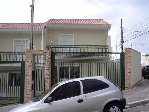Casa Residencial Em Sao Paulo - Sp, Jd.lucia - Cav0512