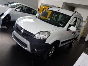 Renault Kangoo Authentique 5p 0km Anticipo, Cuota Burdeos 5