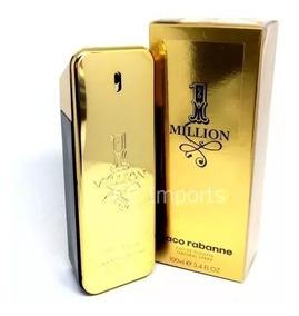 Perfume Paco Rabanne One 1 Million 100 Ml Promoção