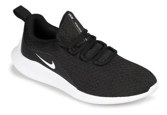 Tenis Nike Viale Negro/blanco Unisex Ah5554 002