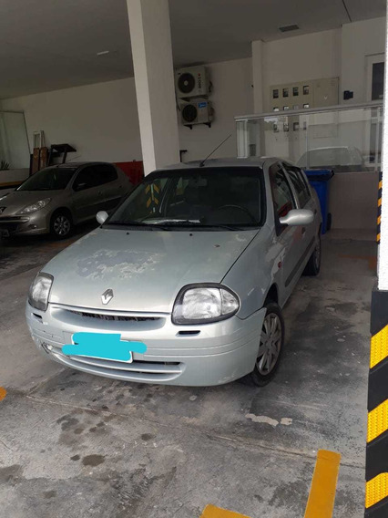 Renault Clio Sedan 1.6 16v Rn 4p 2001