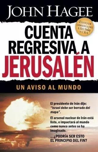 Imagen 1 de 2 de Cuenta Regresiva A Jerusalen : Un Aviso Al Mundo