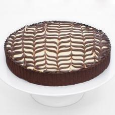 Tarta De Maracuyá Y Chocolate