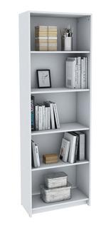 Biblioteca 5 Estantes Melamina - Muebles Y Cosas