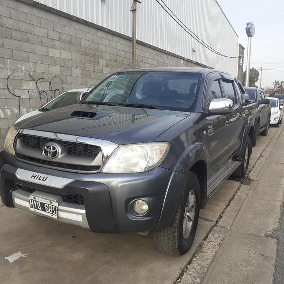 Toyota Hilux 3.0 I Srv Cab Doble 4x4 (2009)