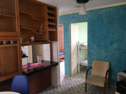 Apartamento Na Beira Da Pista Na Cesp Em Itanhaém - 6463 Npc
