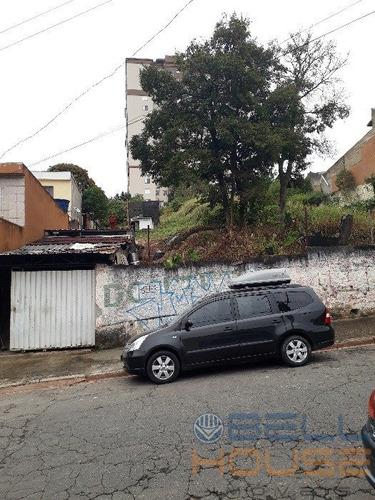 Terreno - Vila Eldizia - Ref: 21340 - V-21340