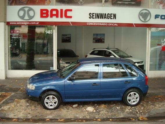 Volkswagen Gol Packlook Gnc 2008 Excelente Estado Tomo Usado