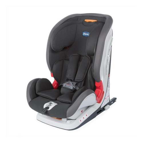 Cadeira para carro Chicco  YOUniverse Fix Jet black