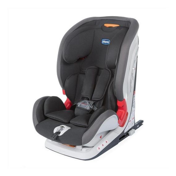 Cadeira para carro Chicco YOUniverse Fix Jet black